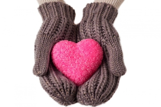Heart in Gloves para Samsung S5367 Galaxy Y TV