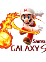 Mario Fire Game para LG T325 Cookie