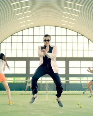Oppa Gangnam Style para LG BL40 New Chocolate