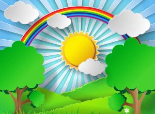 Sunny Day para 220x176
