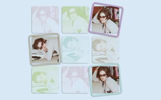 Kristen Stewart Wearing Glasses