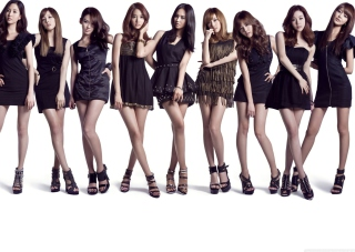 Girls Generation for Huawei M865