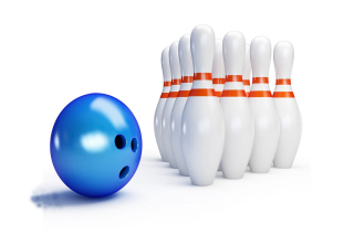 3D Bowling para LG E400 Optimus L3