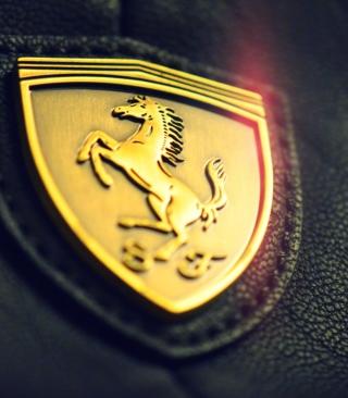 Ferrari Emblem for 480x854