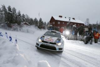 Volkswagen Polo WRC Drift