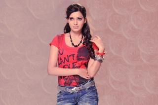 Samantha Prabhu para Sony Ericsson XPERIA X8