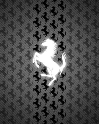 Ferrari Logo for 480x854