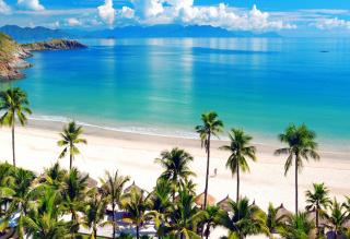 Fiji Tropical Beach