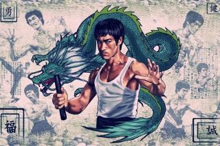Bruce Lee para Samsung S5367 Galaxy Y TV