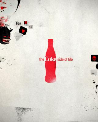 Coca Cola Side Of Life para LG BL40 New Chocolate