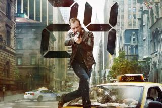 Jack Bauer Season 8 - 24