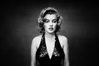 Marilyn Monroe Monochrome