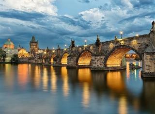 Charles Bridge - Czech Republic