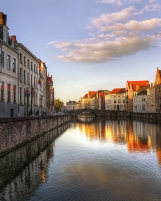 Belgium, Bruges, West Flanders para Nokia 5230