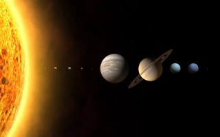 Planets And Space