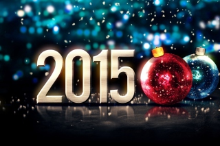 Happy New Year Balls 2015 para Samsung S5367 Galaxy Y TV