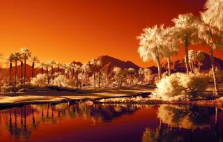 Orange Landscape para Nokia X2-01