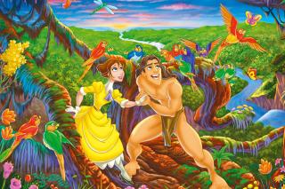Tarzan, Lord of the Jungle para 220x176