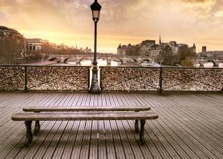 Bench In Paris para Nokia X2-01