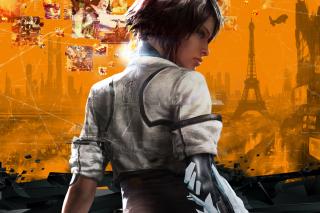 Remember Me Neo-Paris Video Game para Nokia X2-01