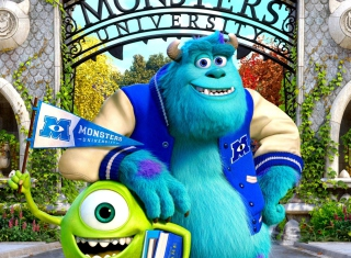 Monsters University para 220x176