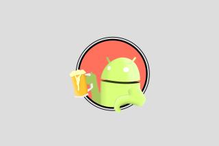 Beer Droid para Blackberry RIM Curve 9360
