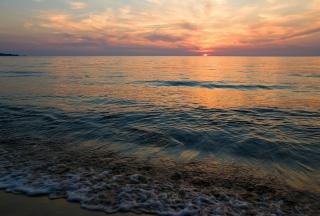 Evening Sea Walk