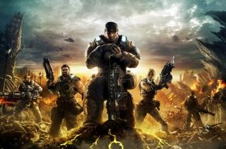 Gears Of War 3 para LG 900g