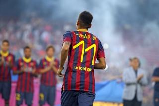 FC Barcelona para Nokia Asha 201