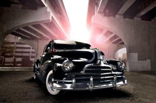 Custom car - Mercury