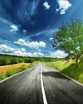 Romantic Road para Huawei G7300