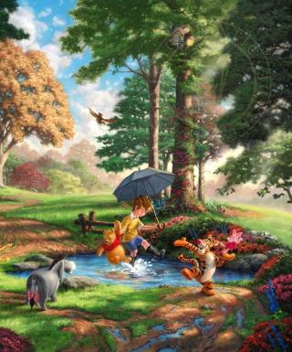 Winnie The Pooh And Friends para Nokia C2-02