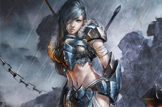 Woman Warrior para Sony Ericsson XPERIA PLAY