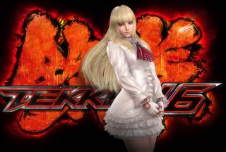 Emilie De Rochefort - Tekken para LG 900g