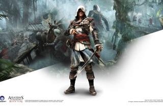 Assassins Creed Black Flag Game para LG E400 Optimus L3