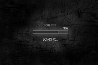 Your Life Is Loading para LG E400 Optimus L3