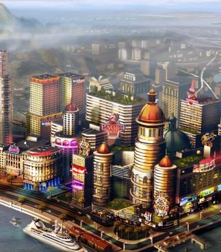 Sims City para Huawei G7300
