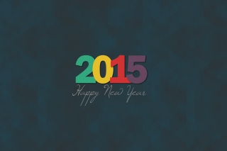 Happy New Year 2015 para Blackberry RIM Curve 9360