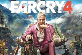 Far Cry 4 Game para Motorola Photon 4G