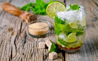 Mojito Caribbean Cocktail
