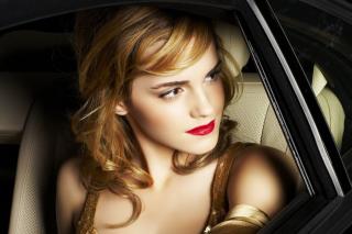 Glamorous Emma Watson