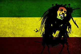 Bob Marley Rasta Reggae Culture para Blackberry RIM PlayBook LTE