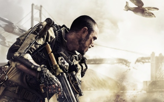 Call Of Duty Advanced Warfare para Motorola Photon 4G