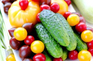 Raw foodism Food - Cucumber para Blackberry RIM Curve 9360
