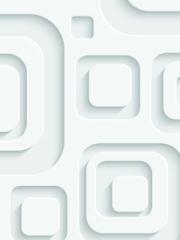 3D Effect White Pattern para Huawei G7010