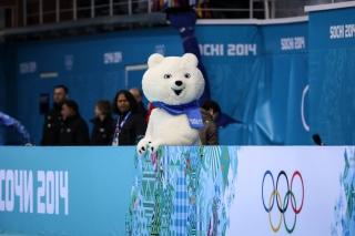 Sochi 2014 Olympics Teddy Bear