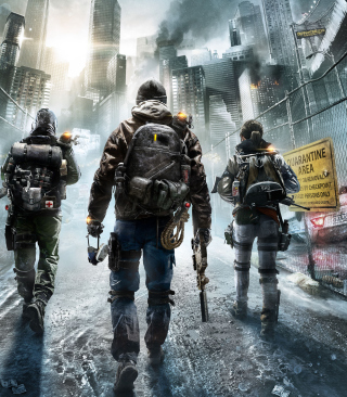 Tom Clancy's The Division para Huawei G7300