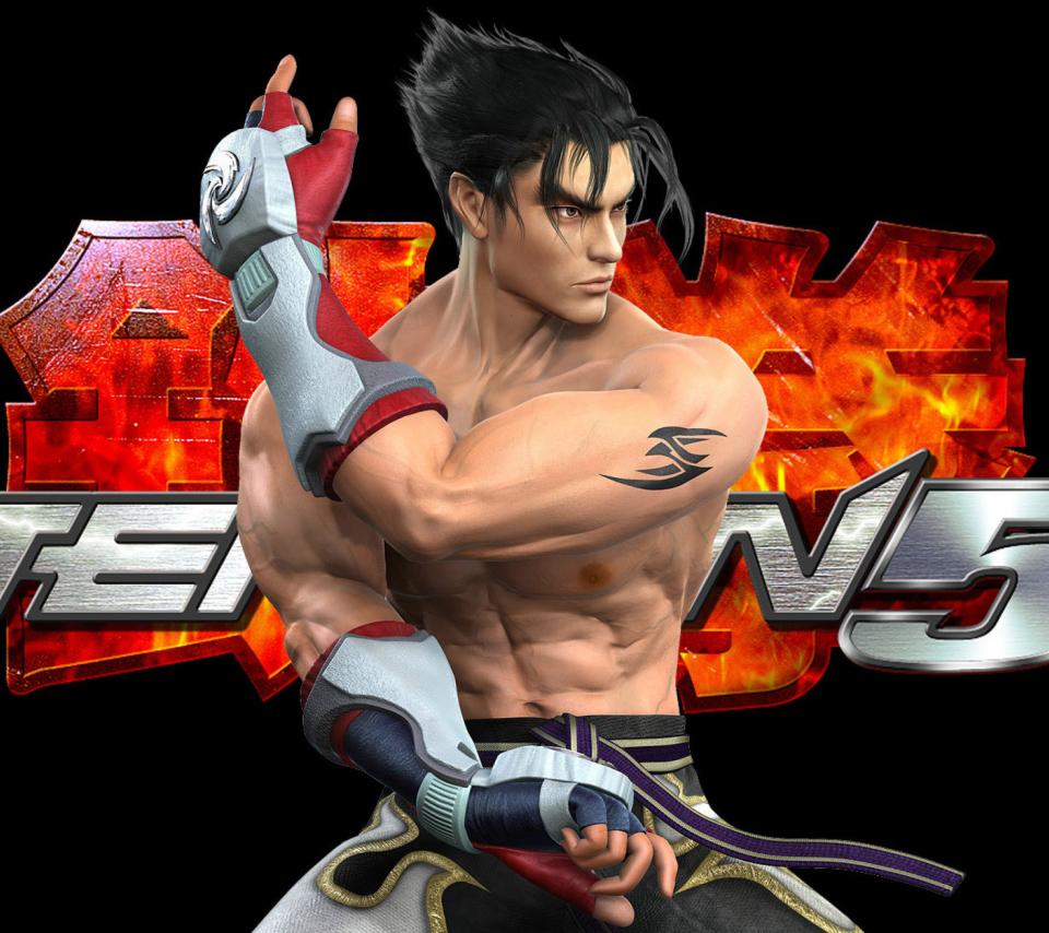 Screenshot №1 para el wallpaper Tekken 5