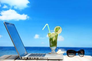 Best Office on the Beach