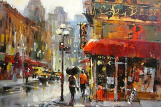 Brent Heighton Painting